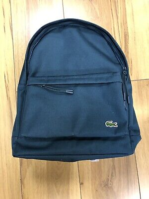 Lacoste Backpack Teal  • 85£
