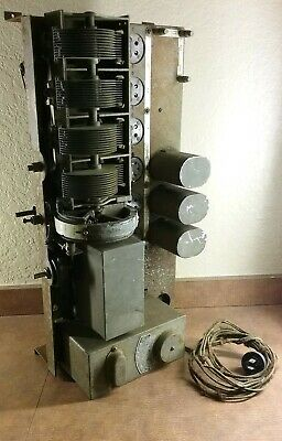 $ CDN103.32 • Buy VIntage SilverTone NEUTRODYNE BreadBox Model H Radio Untested 7 Tube Chassis
