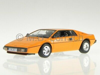 $ CDN88.70 • Buy Lotus Esprit 1978 Orange Diecast Model Car 400135221 Minichamps 1/43