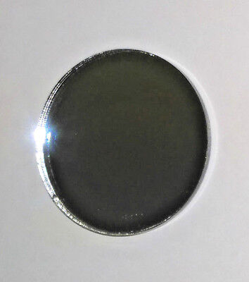Round/Circle Mirror Acrylic Lots Of Sizes. Shatterproof Material • 2.50£