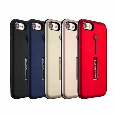 AU41.89 • Buy Ultra Thin Battery Case For IPhone 8 7 6 6s Power Bank Backup Charger Holder