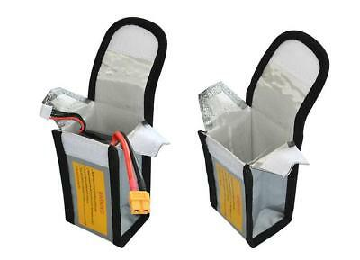 Fireproof Explosionproof RC LiPo Battery Safety Bag Safe Guard Charge Sack • 2.62£