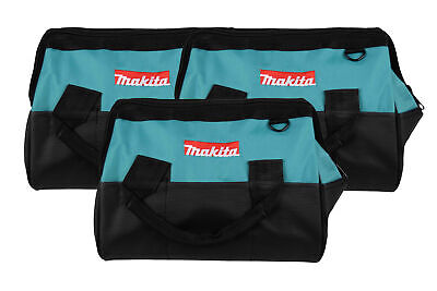 Makita 14 Inch Contractor Tool Bag With Reinforced Handles (3 Pack) • 24.91£