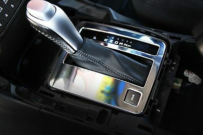 AU30 • Buy Chrome Stainless Auto Gear Console Panel Plate - Holden Vy/vz Commodore/calais