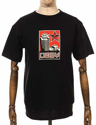 Obey Clothing Obey Building 30 Years Tee - Black • 26.95£