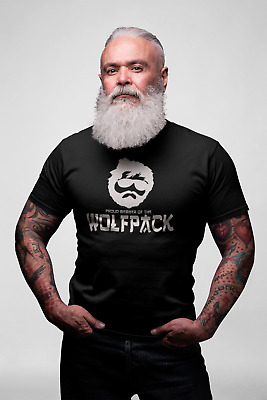 Proud Member Of The Wolkpack Mens Funny T-Shirt The Hangover Humour • 10.99£