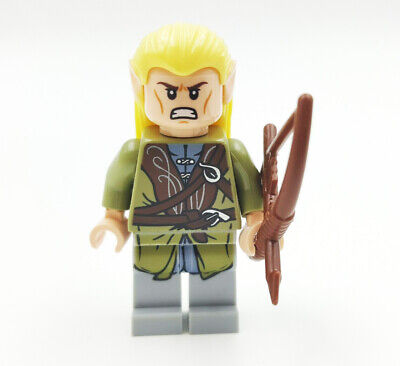 £17.27 • Buy Lego Legolas 9473 79008 The Lord Of The Rings Minifigure