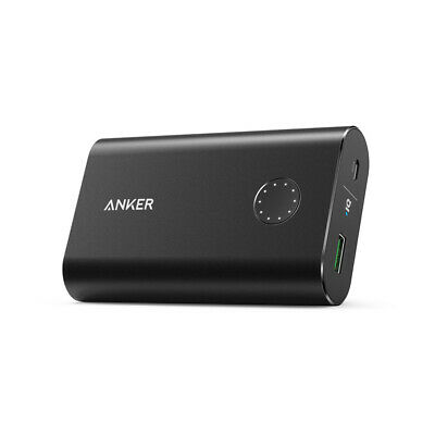 AU41.90 • Buy Anker PowerCore+ 10050mAh Portable Charger Power Bank With QC 3.0