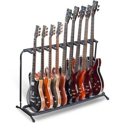 $ CDN135.79 • Buy RockStand Multiple Guitar Rack Stand For 9 Electric Guitars / Basses