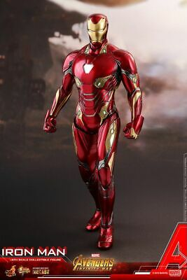 $ CDN668.14 • Buy Hot Toys 1/6 MMS 473 - Avengers Infinity War Iron Man Mark L 50 Diecast Marvel