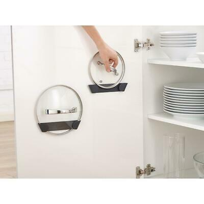 AU34.99 • Buy Joseph Joseph CupboardStore Pan Lid Holders - Set Of 4