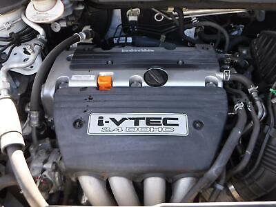 AU1650 • Buy Honda Crv Engine Petrol, 2.4, K24z1, Re, 03/07-10/12 07 08 09 10 11 12