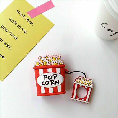 $ CDN4.59 • Buy Cartoon Protective Case Cute Cover For AirPods 1 2 Silicone Bluetooth Earphone