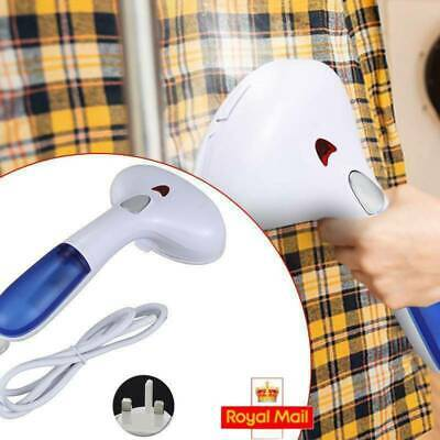 View Details Ironing Machine Steam Irons Steam Hanging Portable Electric Iron UK Plug New • 19.99£