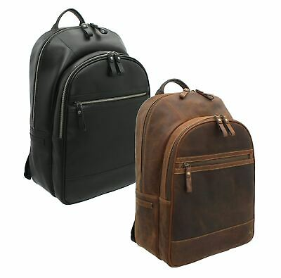 £174.99 • Buy Visconti Toscana Collection Leather Laptop Backpack TC80b