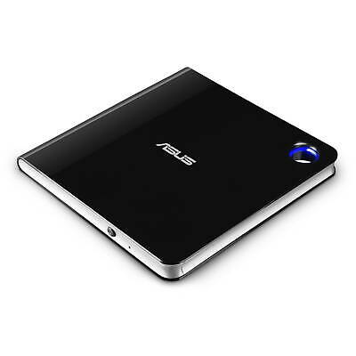 Asus Ultra-slim External Blu-Ray Writer, 6x, USB 3.1 A/C, M-DISC Support, Cyberl • 113.37£