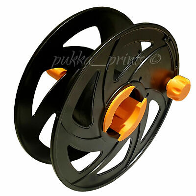 £7.99 • Buy Cable Reel Drum Empty Spool For Cables Leads Wire Rope Lights Filament Storage