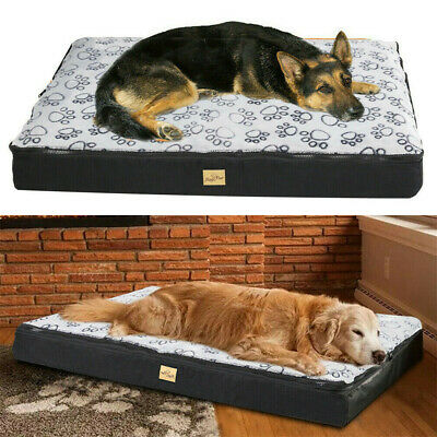 AU49.95 • Buy XXXL XXL XL Large Dog Bed Washable Mat Jumbo Big Pet Dog Bed Mattress Kennel AU