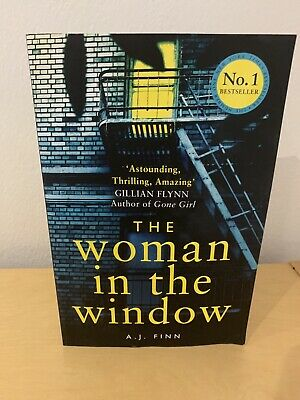 AU8 • Buy Woman In The Window PaperBack