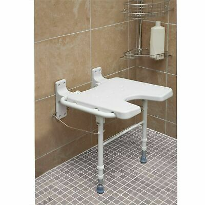 Merveilleux Wall Mount Shower Seat