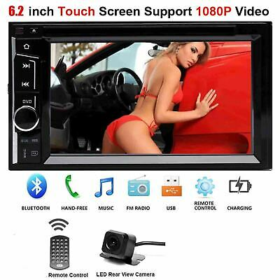 $152.99 • Buy For 02 03 04 05 06 FORD EXPEDITION EXPLORER LINCOLN Car Radio Stereo+Rear Camera