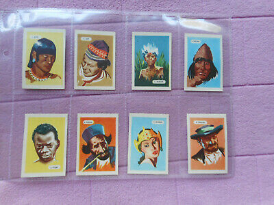Trade Issue - Kelloggs - Full Set 15 Cards - Peoples Of The World  • 9.99£