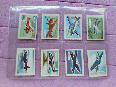Trade Issue - Kelloggs (2# Series) - Full Set 15 Cards - Aeroplanes  • 18.99£