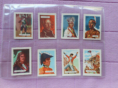 Trade Issue - Kelloggs (2# Series) - Full Set 15 Cards - Great Deeds In Canada • 9.99£