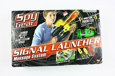 Spy Gear Signal Launcher Message System BRAND NEW IN BOX Rare Toy  • 28.72£