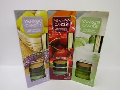 Yankee Candle Reed Diffusers – Rediscover Reeds • 17.95£