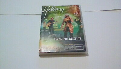 $9.50 • Buy Hillsong God He Reigns