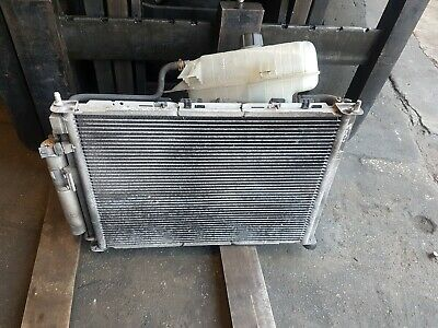 Nissan Micra 2008  K12 1.4 Radiator With Aircon Complete • 25£