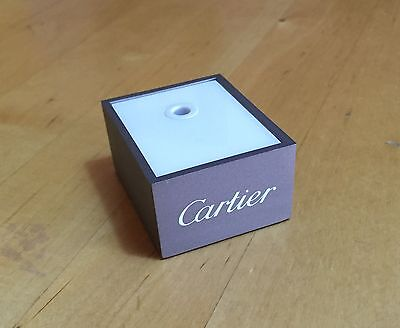 CARTIER Display Watch Stand PASHA Chronograph SANTOS 100 XL LE MUST TANK French • 69.99£