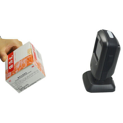 £82 • Buy Desktop Barcode Scanner Reading 1D/2D Barcodes On Paper/LCD Screen USB / RS232