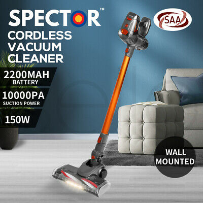 AU129.99 • Buy Spector Handheld Vacuum Cleaner Cordless Stick Handstick Vac Bagless Recharge