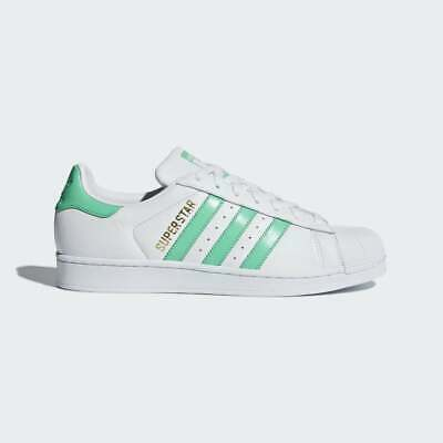 $ CDN129.97 • Buy Adidas Originals Men's Green Gold Superstar Casual Fashion Sneakers B41995