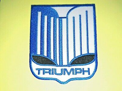 £3.69 • Buy Triumph Cars Patch