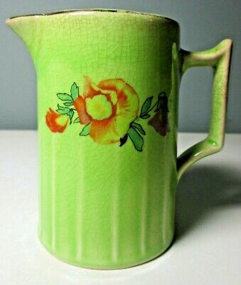$19.95 • Buy Antique LIMOGES CHINA Co.(Sebring, OH)  EMERALD GLOW   CREAMER ~ Free Shipping