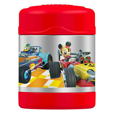 AU29.95 • Buy Thermos Funtainer 290ml Food Jar Stainless Steel Vacuum Insulated Flask Mickey