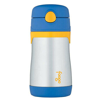 AU29 • Buy Thermos Foogo 290ml Kids Vacuum Insulated Stainless Steel Drink Bottle/Flask BL
