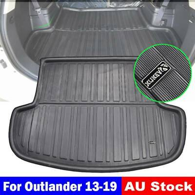 AU29.99 • Buy Tailored For Mitsubishi Outlander 13-19 Luggage Pad Cargo Liner Trunk Boot Mat