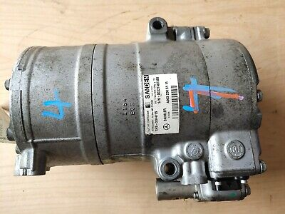 $260 • Buy 2011-2017 SMART FORTWO Electric DRIVE AC A/C Compressor OEM 0032305111