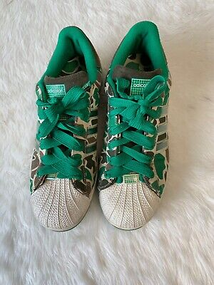 $ CDN99 • Buy Adidas Originals Superstar II G5 Camo Shell Toe Shoes Size 9.5