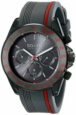 Men's Watch SO & CO New York  5010R.2 • 55.28£
