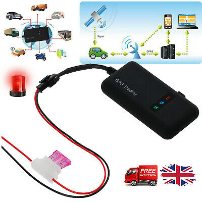 GPS GPRS GSM Tracker Realtime Spy Tracking Device For Car Vehicle Motorcycle UK • 14.55£
