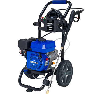 $299 • Buy DuroMax XP2700PWS 2,700 PSI 2.3 GPM Gas Powered Cold Water Power Pressure Washer