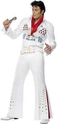 Elvis American Eagle Costume Mens Size 38-40 S (music) • 74.85£