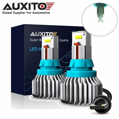$25.59 • Buy 2x AUXITO 921 T15 W16W CSP LED Backup Reverse Light Bulb 4000LM 600K HID White