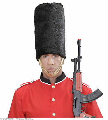 Plush Royal Guard Hats - Fancy Dress • 12.18£