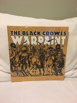 $99.99 • Buy The Black Crowes Warpaint Lp 2008 Sealed Limited Edition With 7  Single Beauty!
